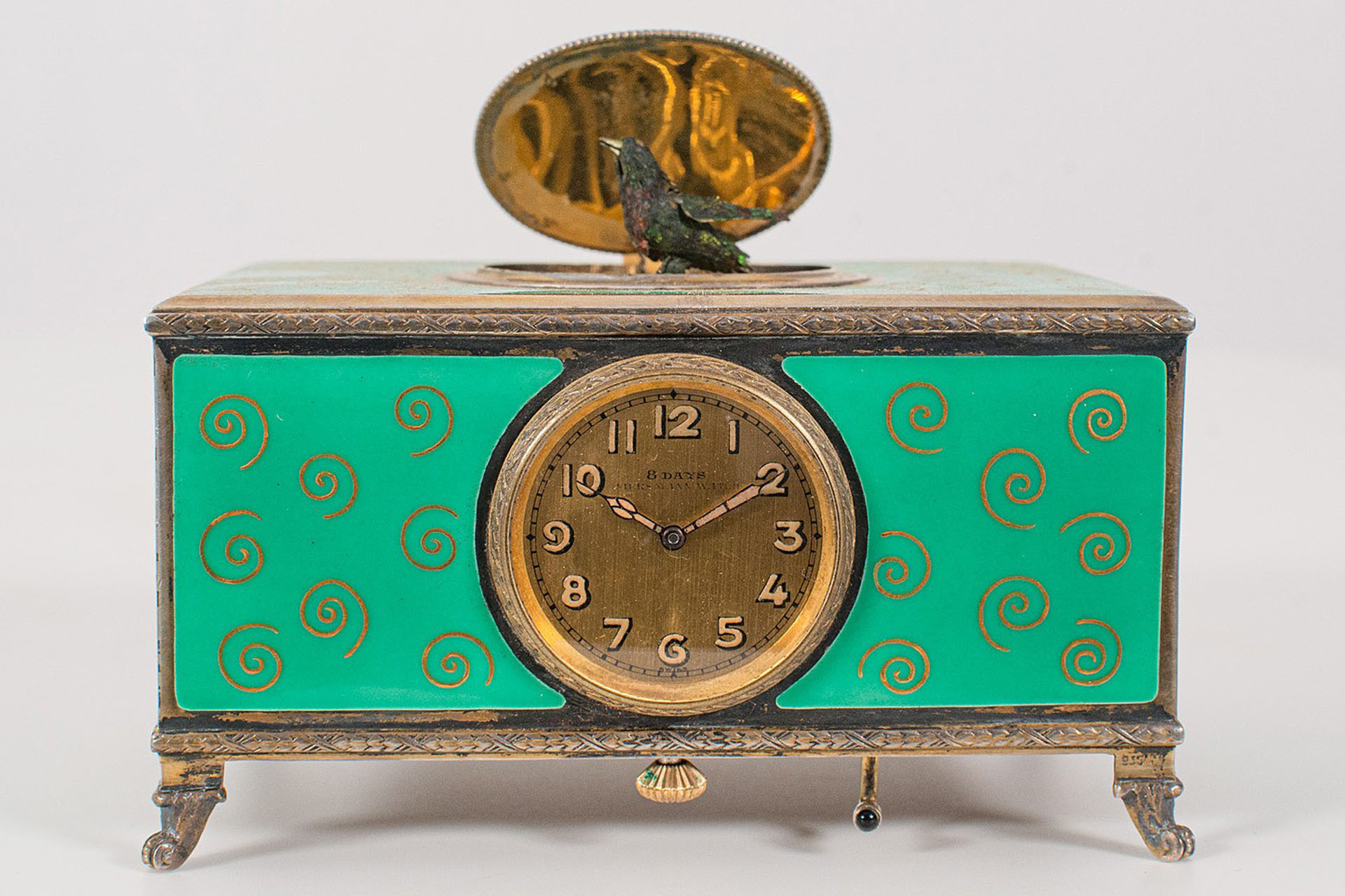 Clocks Chime Success at Auction